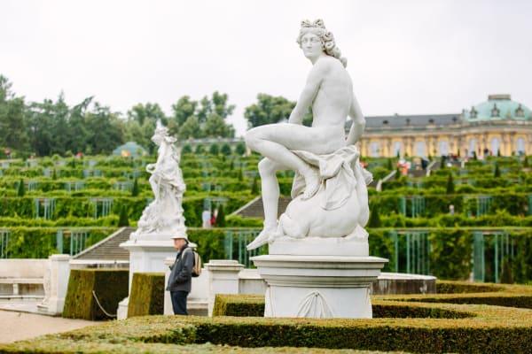 The Potsdam Gardens