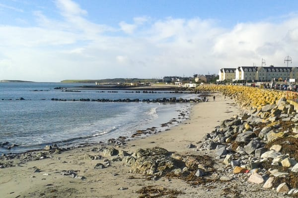 Our 5 x stops in Salthill give you all the options you need to explore Galway City's Seaside Village