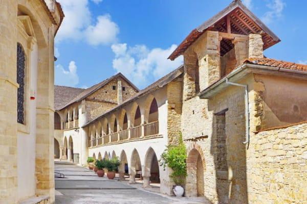 Holy Cross Monastery Omodos
