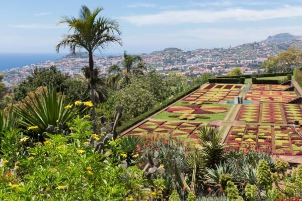 Funchal - Jardim Botânico
