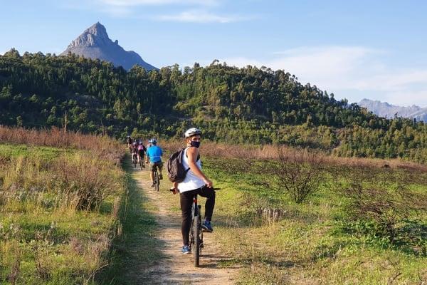Trail Cycling