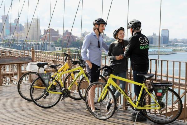 Views from the Brooklyn Bridge