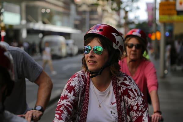 Sydney Bike Lanes