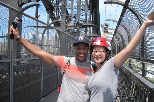 Photos on the Bridge