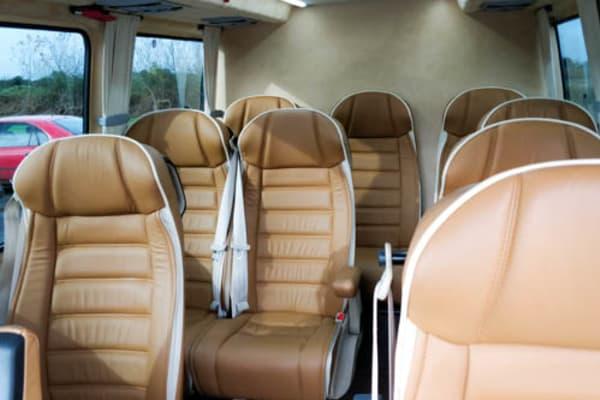 Luxury 9 Seater Vehicle