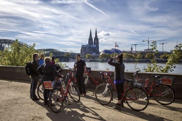 Rhine River Views