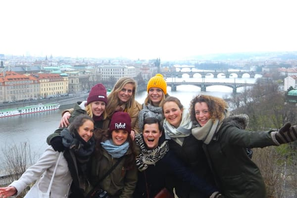 Letna Viewpoint