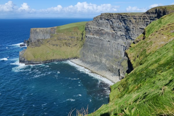 You cannot come to the West of Ireland and not visit the Cliffs of Moher at least once!