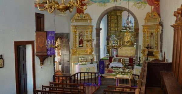 Igreja Matriz do Porto Moniz