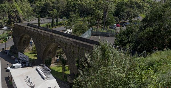 Faial Old Bridge