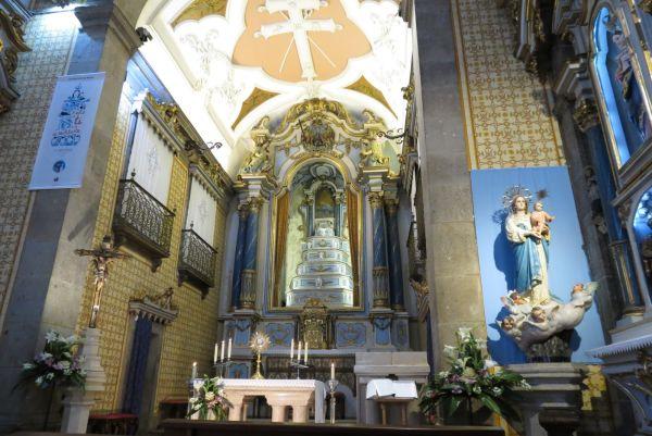 Church of Nossa Senhora-a-Branca