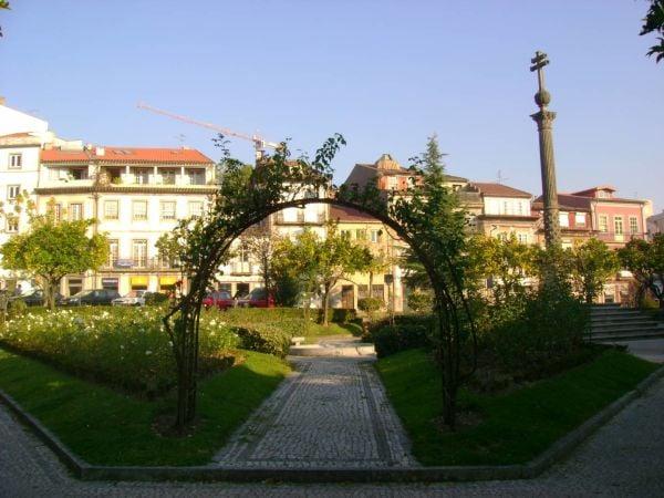 Garden of the Senhora-a-Branca