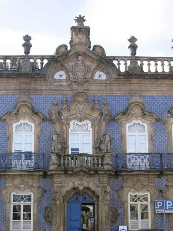 Palace of the Raio