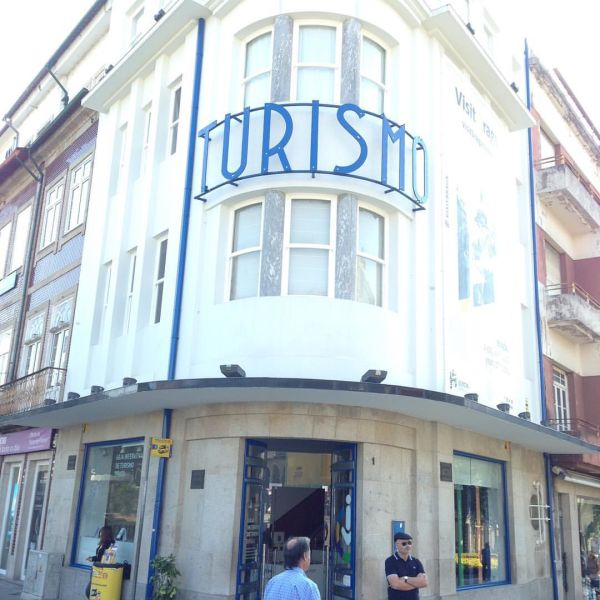 Tourist Office of Braga