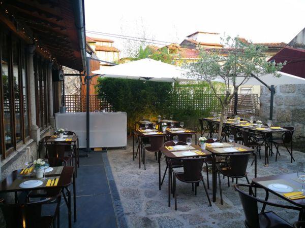 Casa Amarela - Restaurante & Café Concerto