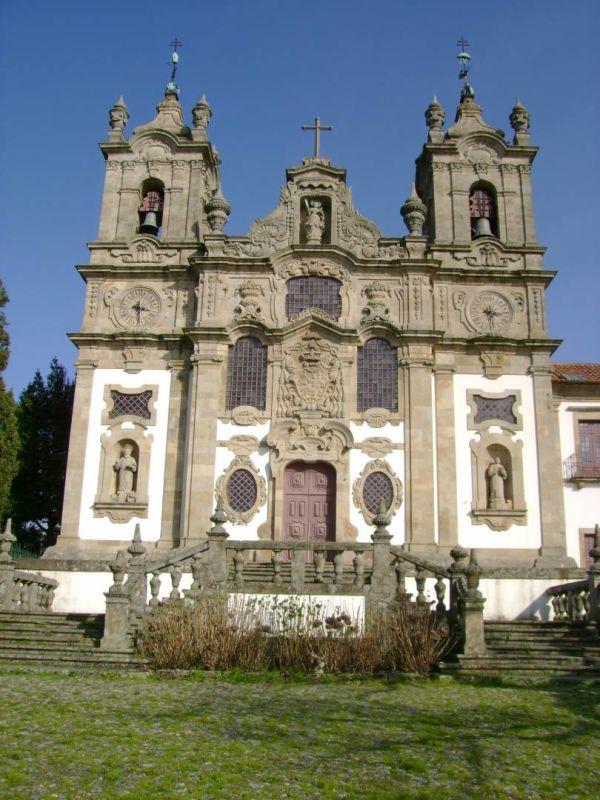 Monastery of Santa Marinha da Costa
