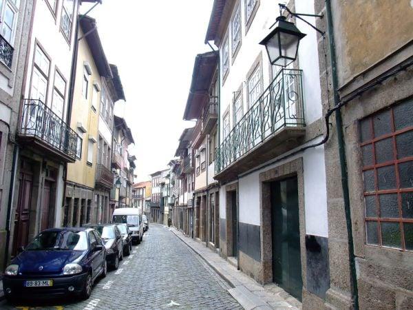 Dom João I Street
