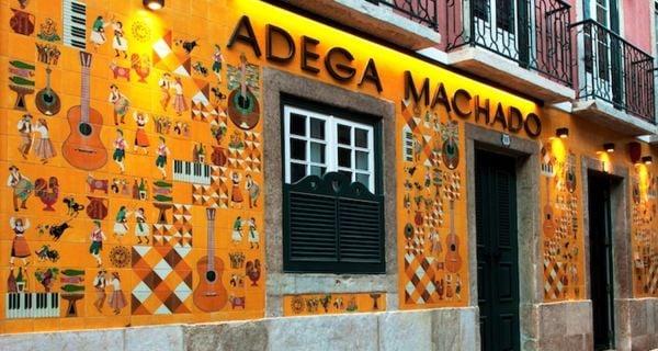House of Fado Adega Machado