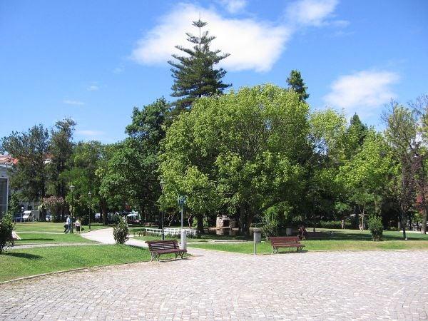 Jardim Campo de Santana