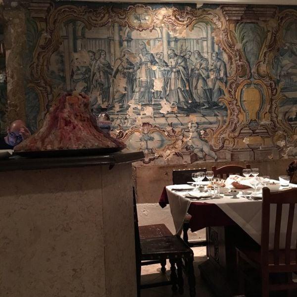 Restaurant Mesa de Frades