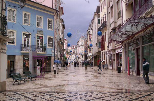Downtown Coimbra