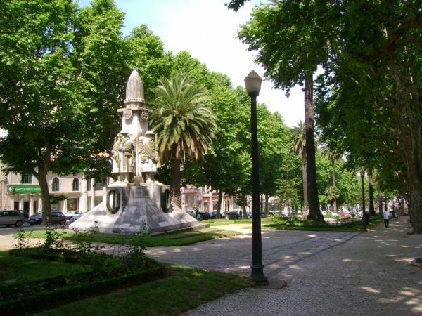 Sá da Bandeira Avenue Garden