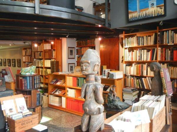 Miguel de Carvalho Bookshop