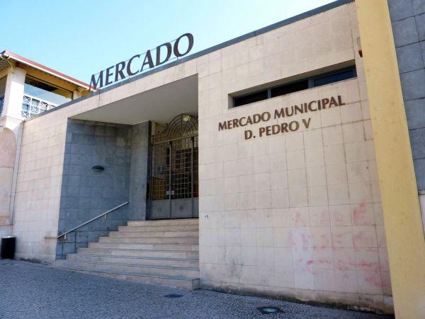 Municipal Market D. Pedro V