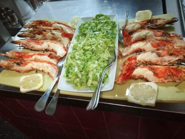 Tapas Brewery & Seafood