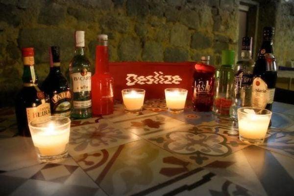 Deslize Bar